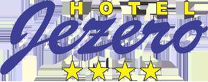 """""""Jezero"""" Hotel Logo"""